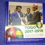 bilan présidence en exercice CEDEAO bon 150x150 - Un livre immortalise le passage du Togo à la tête de la CEDEAO entre 2017 et 2018