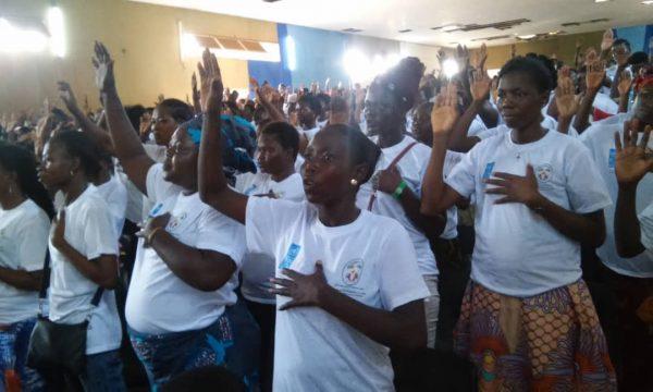 Vec 5è vague 600x360 - 444 nouveaux volontaires d'engagement citoyen renvoyés dans leur mission