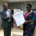 don de lATBEF 150x150 - L'ANADEB réceptionne pour les populations vulnérables 50 ballots de vêtements offerts par l'ATBEF