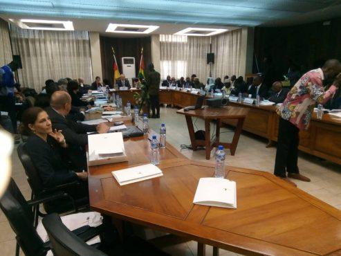 négociations Togo Allemagne 493x370 - Coopération bilatérale : négociations intergouvernementales entre le Togo et l'Allemagne