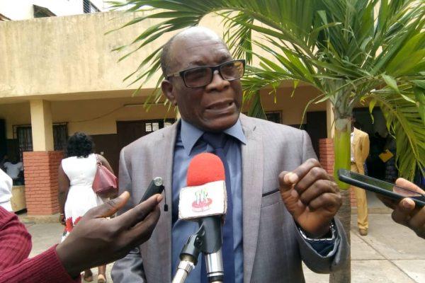 pdt cndh 600x400 - Droits de l'homme : la CNDH pour une meilleure connaissance de la loi sur la dévolution successorale au Togo