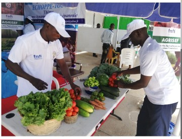 IMG 20190408 140208 748 360x276 - Foire agricole du FNPT : EDJAREWOU Abalo et BADJALIWA Kossi, heureux maraîchers grâce au FNFI