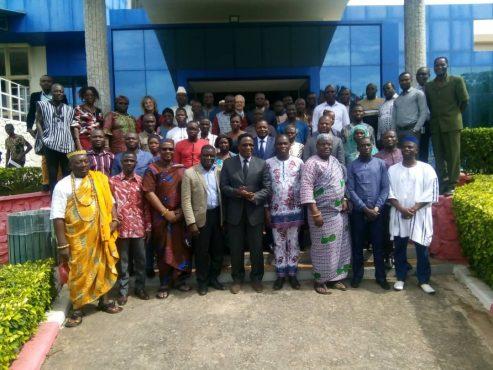 Mécanisme FFF 493x370 - Mécanisme  Forêts et Paysans (FFF) : lancement de la phase II au Togo
