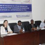 Plateforme entrepreneuriat 150x150 - Togo/ Vers la mise en place d'une plateforme de concertation des acteurs de l'entrepreneuriat