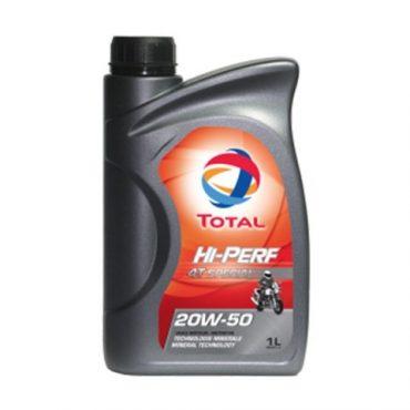 Total HI PERF 370x370 - TOTAL HI-PERF : la nouvelle gamme d'huiles de Total conçue pour les motos