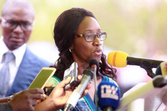 représentante résidente Banque mondiale Togo 556x370 - Banque mondiale, un partenaire privilégié  des  transferts  monétaires