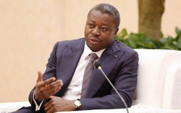 Faure Gnassigbé à Londres 593x370 - La situation sécuritaire en Afrique de l'Ouest, au cœur d'une conférence-débat animée par Faure Gnassingbé  à Londres