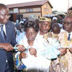 Inauguration Haoussa zongo 150x150 - PUDC / Dans la préfecture d'Agoè-Nyivé : Haoussa Zongo, Vakpossito, Démakpoè et Akoin dotés d'infrastructures socioéconomiques de base
