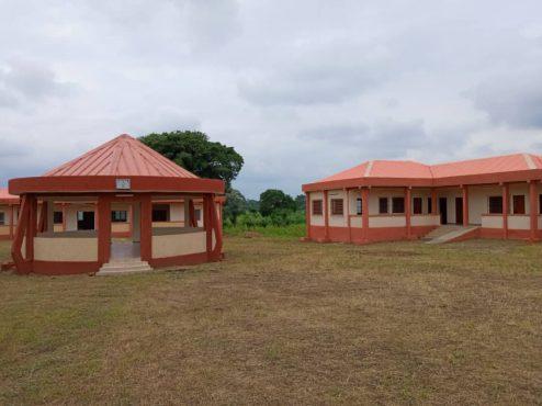 Maison de la femme de Notsè 494x370 - Togo/ La Maison de la femme de Notsè remise à la communauté