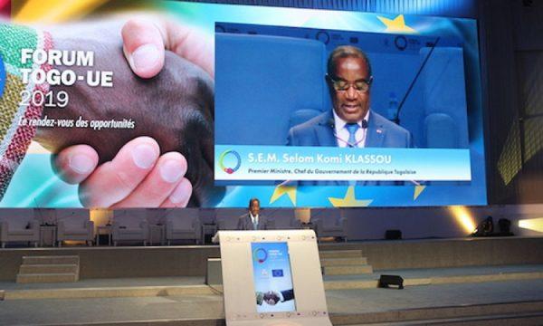 clôture premier forum économique Tg ue 600x360 - Premier Forum Economique  Togo-UE : une réussite totale !