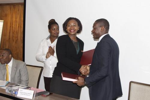 AGF MIFA - L'African Guarantee Fund et le MIFA, ensemble pour  garantir des financements aux agriculteurs togolais