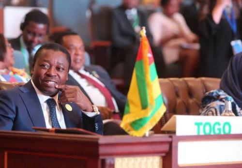 Le Togo reprend la tête du Conseil de Piax et de Sécurité de lUA - Un an après : le Togo reprend les rênes du Conseil de Paix et de Sécurité de l'Union Africaine