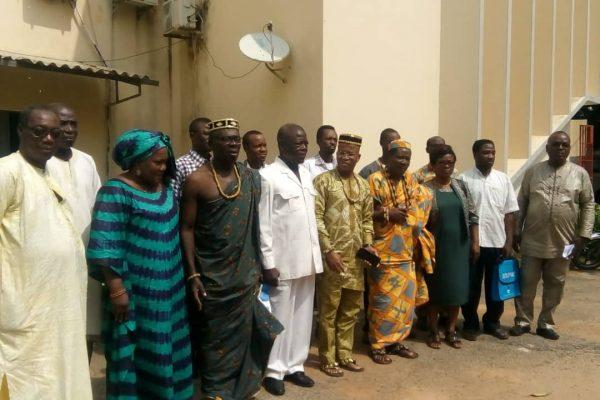 projet sauvegarde instruments de musique traditionnels 600x400 - Culture : le Togo veut sauvegarder et valoriser les instruments de musique traditionnels