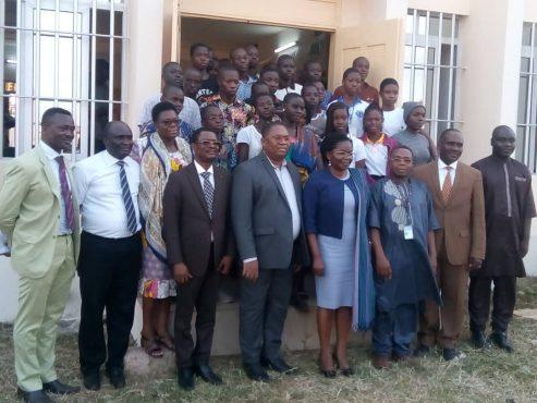 Célébration JIJ 493x370 - Journée internationale de la jeunesse au Togo : l'événement couplé avec le lancement du programme ''vacances utiles et citoyennes''