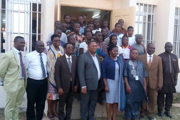 Célébration JIJ 600x400 - Journée internationale de la jeunesse au Togo : l'événement couplé avec le lancement du programme ''vacances utiles et citoyennes''
