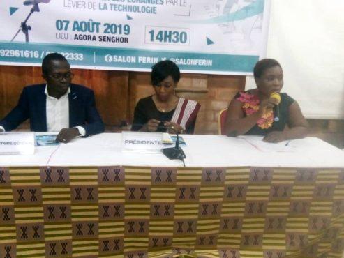 Lancement salon FERIN 493x370 - Salon FERIN et concours T-Fertile, nouvelles opportunités  de financement au Togo