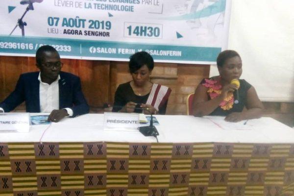Lancement salon FERIN 600x400 - Salon FERIN et concours T-Fertile, nouvelles opportunités  de financement au Togo