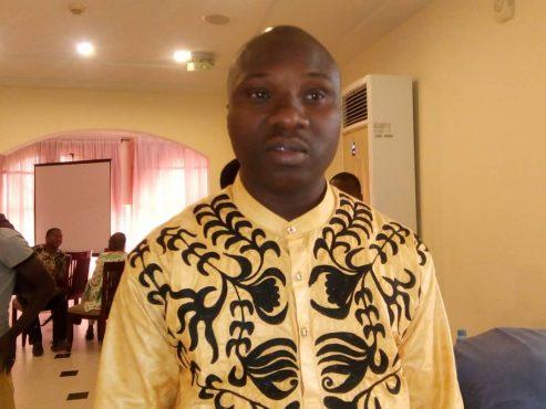 Ségbéaya KOUGNIGBAN SG IIA Togo 493x370 - 3ème  forum national des auditeurs internes : rendez-vous les 25, 26 et 27 septembre