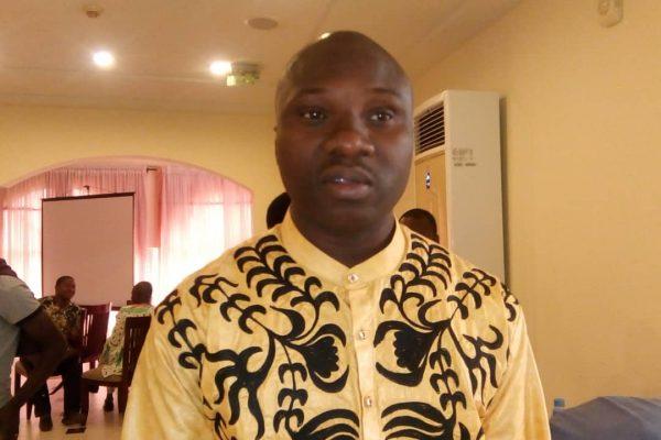 Ségbéaya KOUGNIGBAN SG IIA Togo 600x400 - 3ème  forum national des auditeurs internes : rendez-vous les 25, 26 et 27 septembre