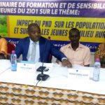 formation PND Zio 1 150x150 - Togo/ Deux jours de formation pour les jeunes du Zio 1 sur le PND