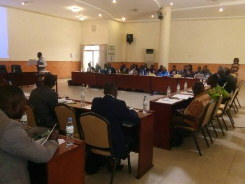 IMG 20190830 WA0056 493x370 - Agriculture au Togo : Un pas de plus dans la mise en œuvre d'une assurance agricole