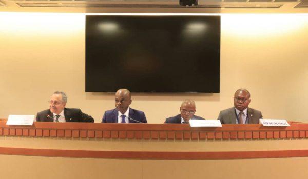 Lancement 1er forum économique diaspoars africaines 600x349 - Premier Forum Economique des Diasporas Africaines : 2500 participants attendus en 2020 à Lomé