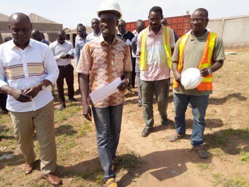 ESOP 493x370 - Agriculuture: BATAKA préoccupé par la finition des travaux de construction des infrastructures au profit des ESOP au nord-Togo