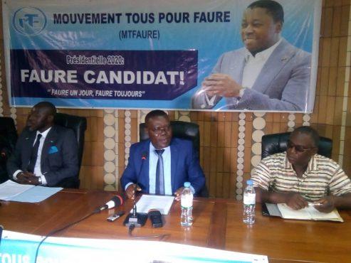IMG 20191005 WA0020 493x370 - Le MTFaure pour une candidature de Faure Gnassingbé en 2020