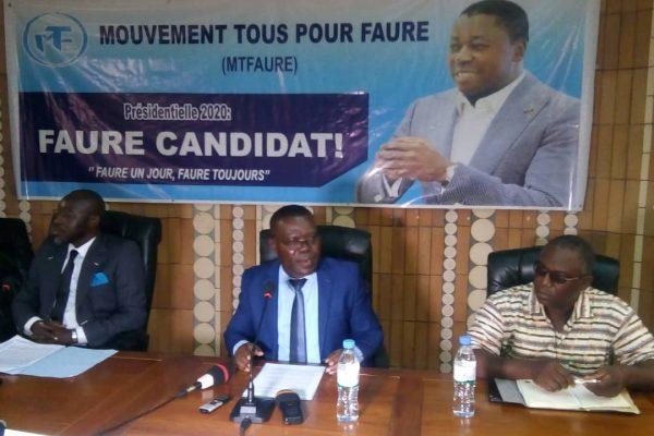 IMG 20191005 WA0020 600x400 - Le MTFaure pour une candidature de Faure Gnassingbé en 2020