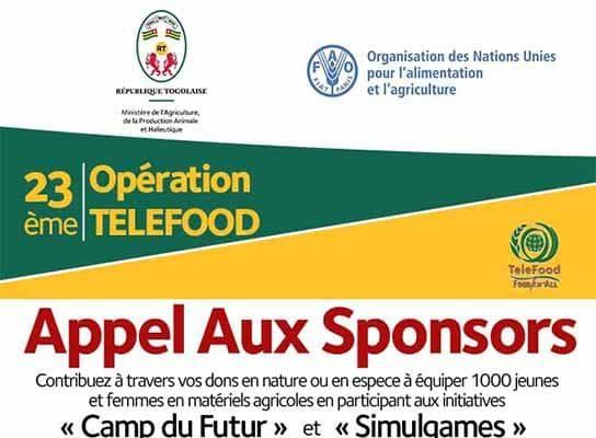 telefood appel aux sponsors 544x400 - Telefood 2019: Appel aux sponsors