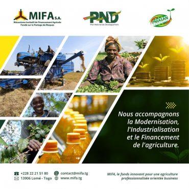 IMG 20191108 WA0062 370x370 - Togo : Le MIFA, l'engagement du gouvernement et du secteur privé pour l'agriculture