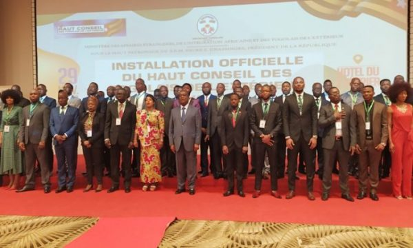 IMG 20191130 WA0044 600x360 - Togo : le HCTE officiellement installé