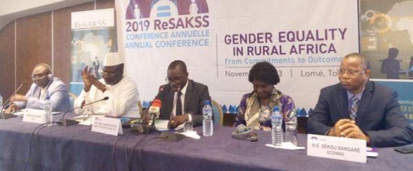 c5c3ef3b8b263faba0c86cf911308716 L 600x249 - Égalité des genres dans le secteur agricole en Afrique : la question au cœur d'une rencontre internationale à Lomé