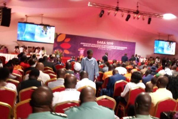 IMG 20191201 WA0045 600x400 - Fin du Salon SARA 2019 : les exposants togolais rentrent au bercail comblés