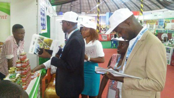 IMG 20191205 WA0003 600x337 - 16 ème Foire Internationale de Lomé : le MIFA en prospection sur le site