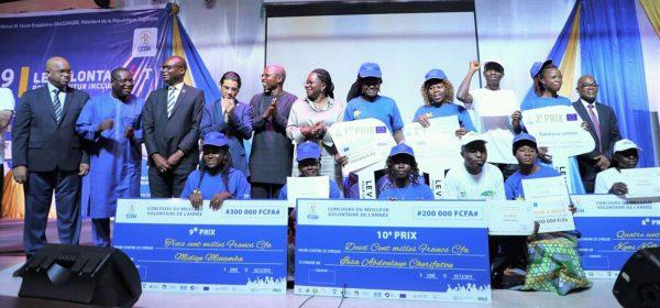 IMG 20191206 WA0017 600x280 - Togo: L'ANVT a célébré les 30.000 volontaires mobilisés depuis 2011, et primé les dix meilleurs de l'année 2019