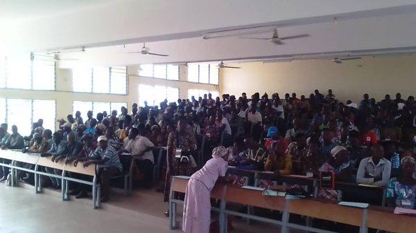 IMG 20191213 WA0101 600x337 - Téléfoot 2019: 1000 jeunes et femmes de Kpélé au Camp du futur