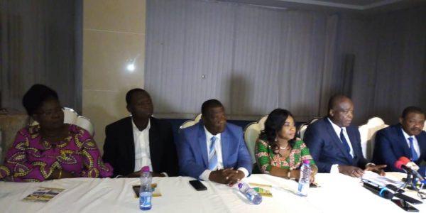 Députés indépendants 600x300 - Togo: les députés indépendants félicitent Faure Gnassingbé pour sa réélection