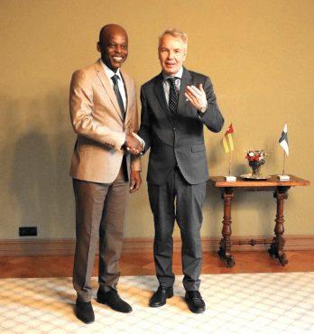 IMG 20200131 WA0088 348x370 - Coopération bilatérale : le Togo et la Finlande vont signer un accord- cadre portant sur les domaines prioritaires du PND