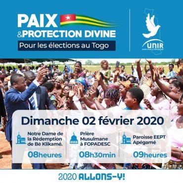 IMG 20200131 WA0092 370x370 - Élections présidentielles : UNIR veut implorer la grâce divine sur son candidat et pour un scrutin apaisé