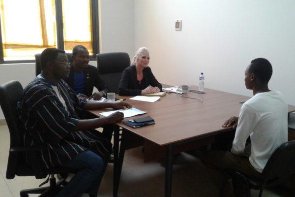 IMG 20200204 WA0081 600x400 - Trente jeunes diplômés togolais vont suivre une formation agricole en Israël
