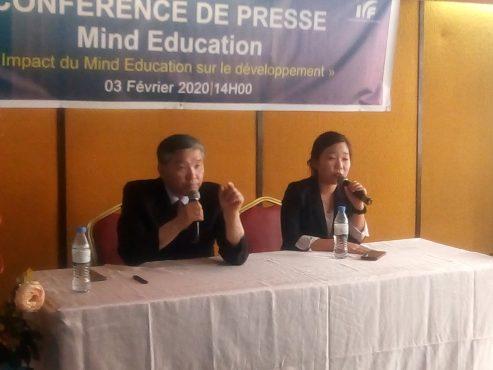 IMG 20200203 152257 493x370 - Dr. Jaehong Kim au Togo pour faire « changer les mentalités»