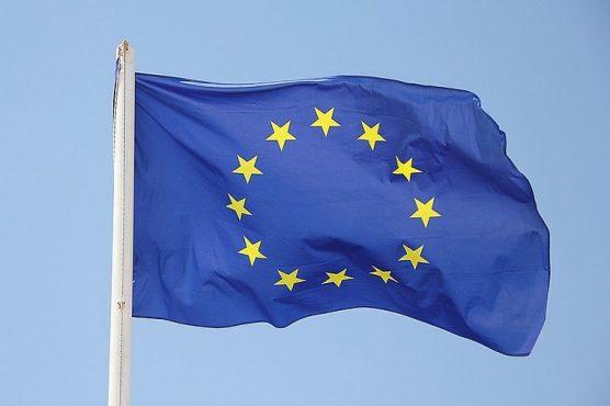 Drapeau UE 556x370 - Togo/Les Félicitations de l'Union européenne à Faure Gnassingbé pour sa réélection