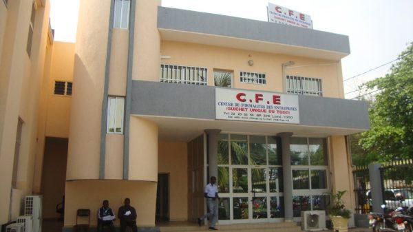 CFE 600x337 - Togo: frais de création d'entreprises réduits de 90% en moins de 10 ans!