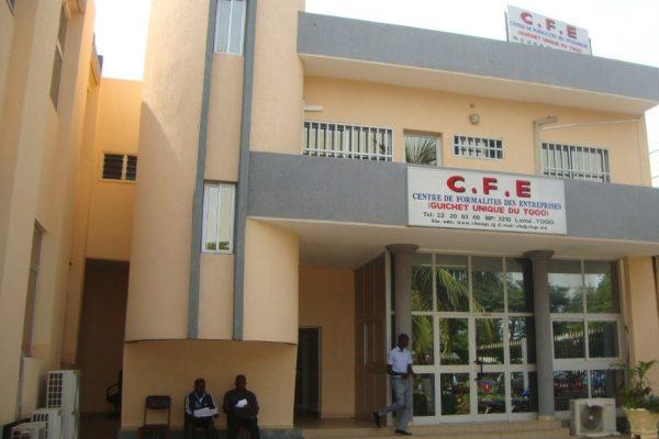 CFE 600x400 - Le Covid-19 n'a pas cassé la dynamique de création d'entreprises au Togo