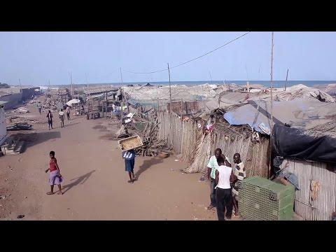 Katanga - Katanga, le village des pêcheurs