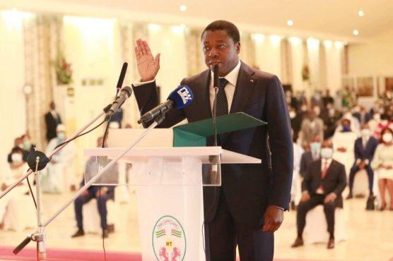 Prestation serment 556x370 - Faure Gnassingbé prête serment