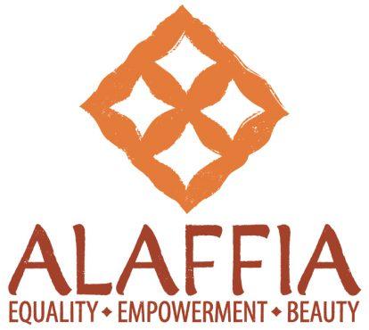 alaffia logo 1 414x370 - ALAFFIA: le Karité au cœur de la lutte contre la pauvreté