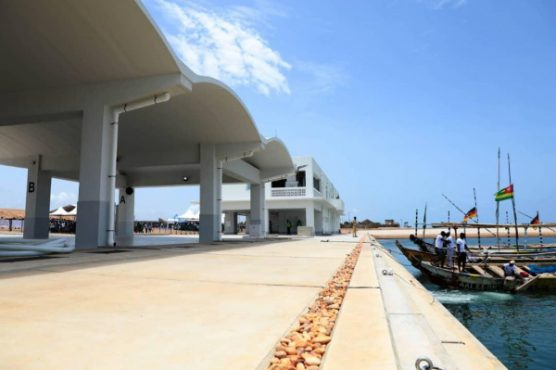nouveau port de pêche bon 556x370 - Togo/ Les interventions de l'Etat dans le secteur de la pêche