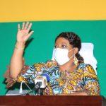 Yawa Tsegan pdte Assemblée nationale 150x150 - Togo/ Etat d'urgence sanitaire: 180 jours de plus!